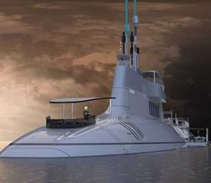 Luxurious Submarine – Super Yacht for the Richest