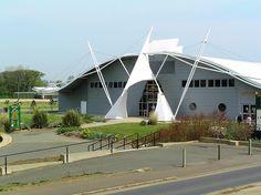 Dinosaur Museum - Sandown - Isle of Wight. great selection of dinosaurs big and small.