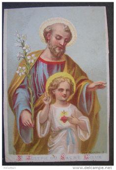 AMANTÍSIMO CORAZÓN DE SAN JOSÉ, nuestro Refugio en los ataques y asaltos del maligno, rogad por nosotros.
