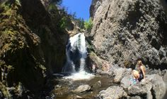If you like hiking in the Okanagan during the summer months there are several spectacular places to check out that include beautiful waterfalls not to. End Of Summer, During The Summer, Things To Do In Kelowna, Winter Hiking, Beautiful Waterfalls, Vancouver Island, Go Outside, The Great Outdoors, National Parks