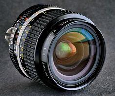 Nikon NIKKOR 24mm f/2 AI-s