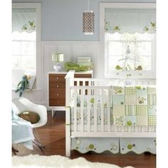 Amazon.com: Splash 6 Piece Baby Crib Bedding Set by MiGi: Baby