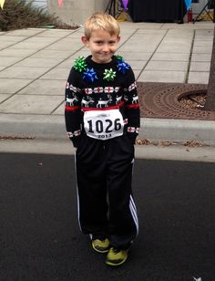 Photos | Medford Ugly Sweater 5K