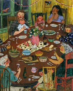 """Supper"" by Phoebe Wahl"