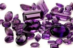 amethyst ...keep your diamonds....never enough amethysts!!!