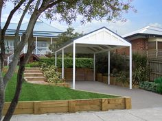 You can choose from our pitched or flat roof designs with a variety of finishes to suit the surrounding environment.