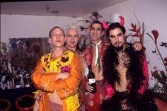 Jane's Addiction 1997 Stephen Perkins, Perry Farrell, Dave Navarro, Jane's Addiction, Fleas, Indie, Portrait, Shelter, Musica