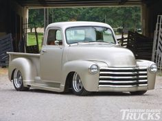 1951 Chevrolet Truck - Custom Classic Trucks Magazine
