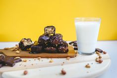 Vegan Snickers Bars - Powered by @ultimaterecipe
