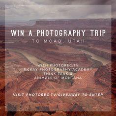 4-day Moab Photo Safari w/ McKay Photography Academy
