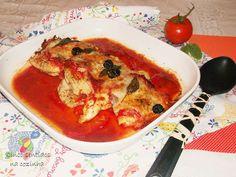 Cinco sentidos na cozinha: Bifes de frango à parmegiana