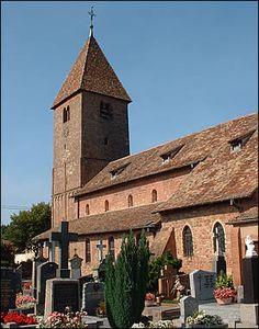 L'église d'Altenstadt