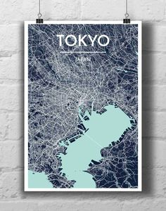 City map maps pinterest city maps autocad and diagram tokyo city map gumiabroncs Image collections