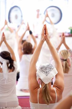 Kundalini Yoga Photos - Hummingbird Yoga