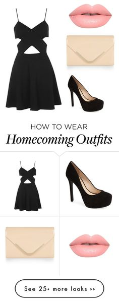 """Homecoming Outfit"" by mrdo on Polyvore"
