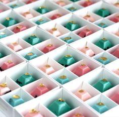 宝石のようなチョコレート。 Nectar & Stone ネクター・アンド・ストーン