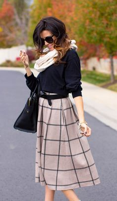 blush & black