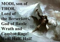 Thor fighting a polar bear Norse Pagan, Old Norse, Norse Mythology, Pagan Art, Viking Life, Viking Art, Viking Warrior, Loki, Symbole Viking
