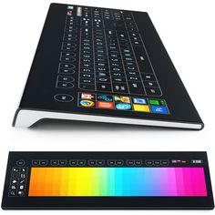 We can't wait for this one to become a reality! Touch-screen keyboard - more keyboards here: http://www.weareblink.com/articles-news/ten-techy-keyboard-based-gadgets-we-would-love-to-have