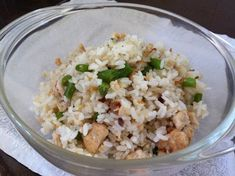 The Right to Be Alive: Low-Salicylate Fried Rice
