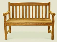 Classic Two Seater Bench