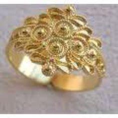 Wedding ring Sardinia. Fede Sarda
