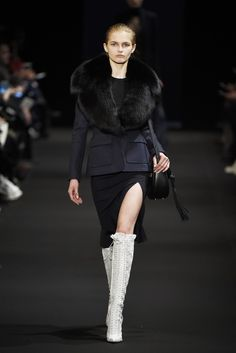 Altuzarra RTW Fall 2015 - Slideshow. Would change the boots but nothing else!