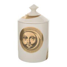 Buy Fornasetti Scented Candle - Soli e Lune - Avorio | Amara