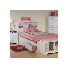 Found it at Wayfair - Adams Platform Customizable Bedroom Set