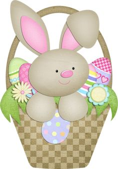 Easter Bunny Cute Cartoon Clip Art Images Are On A Transparent Background April Easter, Happy Easter, Easter Bunny, Easter Eggs, Easter Crafts, Holiday Crafts, Easter Wallpaper, Bunny Images, Easter Pictures
