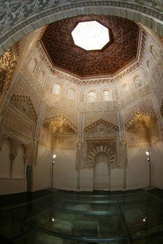 Palacio de la Madraza, Granada.