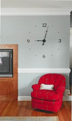 Wall Clock Kits from Coastal Tide Clocks