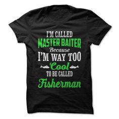 MASTER BAITER T Shirts, Hoodies. Check Price ==► https://www.sunfrog.com/Outdoor/MASTER-BAITER-83814706-Guys.html?41382