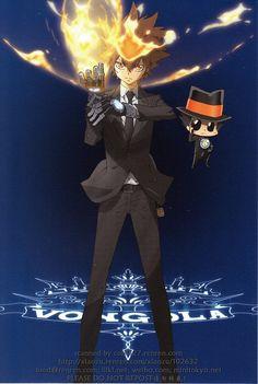 Future Arc - katekyo-hitman-reborn Photo