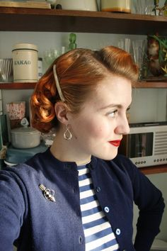 1950s Hairstyle