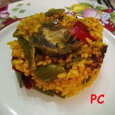 Nuestros Placeres en la cocina: Arroz de Verduras de la huerta Murciana Spanish Food, Savoury Dishes, Recipe Collection, Risotto, Pasta, Rice, Healthy Recipes, Chicken, Ethnic Recipes