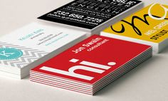 make attractive business cards by saad_tahir