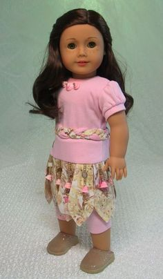 beautiful patterns for AG dolls