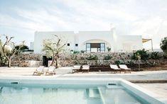 Pouilles : Les plus belles Masseria avec piscine