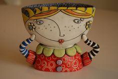 Весёлая керамика от Natalya Sots. Обсуждение на LiveInternet - Российский Сервис Онлайн-Дневников