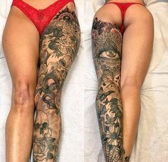 This leg sleeve is EVERYTHING
