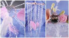 all products in my profile made personally, all the goods are in stock - items can sent in the order day      Pink Girl tender dream Nursery Mobile handmade exclusive Dreamcatcher bedroom Baby Girl Mobiles bedding Dream Catcher Kids Dream catchers      This amulet like Dreamcatcher - is not just a decoration of the interior. It is a powerful amulet, which is endowed with many properties:    - Dreamcatcher protects and ensures a healthy sleep to the owner;    Dreams -Lovets helps in practice…