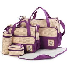 New High-quality 5 each / set hand bags Diaper Nappy Durable Bag Mummy Bag Baby Bags for Mom 8 Color     Tag a friend who would love this!     FREE Shipping Worldwide     #BabyandMother #BabyClothing #BabyCare #BabyAccessories    Buy one here---> http://www.alikidsstore.com/products/new-high-quality-5-each-set-hand-bags-diaper-nappy-durable-bag-mummy-bag-baby-bags-for-mom-8-color/