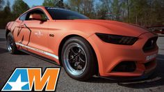 Hot Lap: 944HP 2015 Mustang + 2015 EcoBoost Build! - AmericanMuscle.com