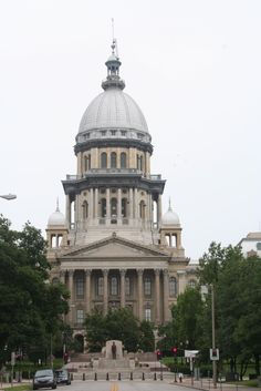 Illinois State: Capital ~ Springfield, Illinois