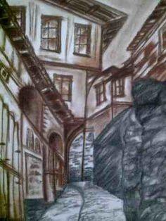 BuketkutluDesign, Paintings by Buket Kutlu, via Behance