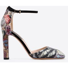 e361112fd14 Valentino camubutterfly ankle strap Valentino Heels