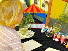 Mirrors and self portraits - Irresistible Ideas for play based learning