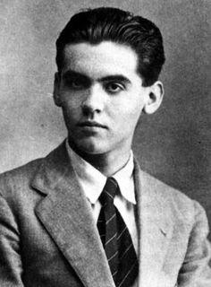 Federico García Lorca, hacia 1914.