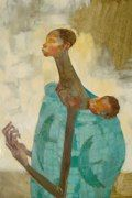 Woman with child Malawi - Olivia Pendergast